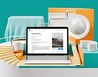 Gomodo Tech Brand Identity & Website Design