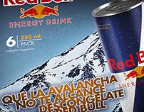 Multipack Red Bull edición invierno