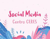 Centro CERES - Social media