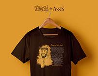 Camiseta | Toca de Assis