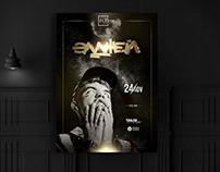 Club Poster | Allj