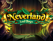 Neverland - Slot Game