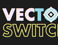 Vector Switch logo reveal