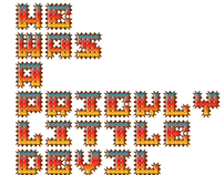 PACO font experimentation