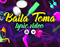 Baila Toma - Animation