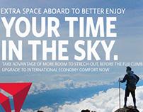 Delta Airlines - TOKYO, GO