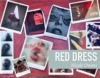 Red Dress Presentation and Process