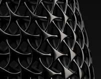 3D Parametric Pattern Design #1