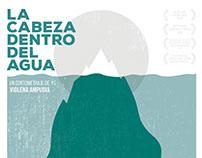 Poster ¨La cabeza dentro del agua¨ (with Aldo Cruces)