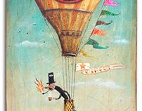 *circus balloon*