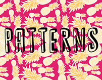 Pattern Series 2015 - @bohemestudio_patterns