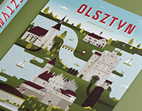 OLSZTYN - City Map Poster