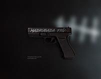 The Artwork Of Abner - Madrugada Fria: Dark Mc