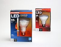 Sylvania LED Dimmable Light Bulbs