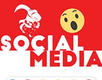 """social media """"اجزخانة"""""""