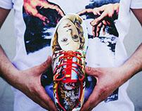 VENUS - sneaker idea & design for DRK SS15