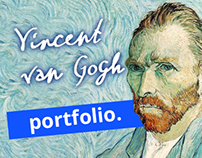 Van Gogh's Portfolio