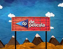 Diseño Re_Brand Genérico Canal De PELÍCULA.
