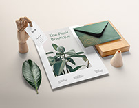 Flora Branding Mockup Kit