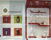 2 brands Shop window