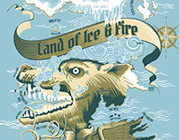 Land of Ice & Fire - Westeros