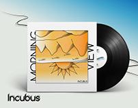 Rediseño Booklet Banda Incubus