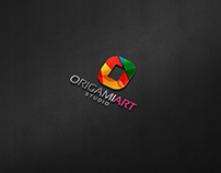 Origami Art - Logo Template