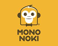 Mononoki - Logo design