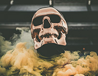"Washington Football Halloween ""Death Row"" Photoshoot"