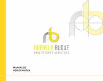 Identidade Visual - Arquiteta Rafaela Buque