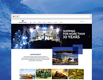 Jampur Group | Website Design