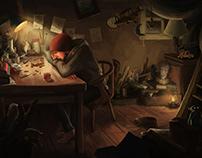 The miniature artist