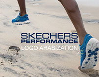 SKECHERS PERFORMANCE ARABIZATION