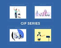 Mac x Gonoh - GIFS
