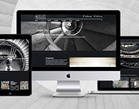 Mario Re Design - Responsive web site