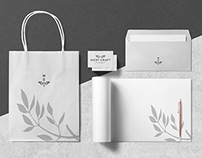 West Craft Photography Brand System Identity