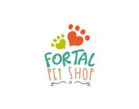 Fortal Pet Shop | Branding