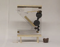 Cocoa Puffs Machine