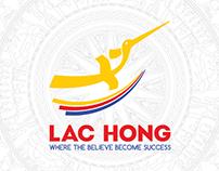 Thiết kế Logo - Bộ nhận diện Thương hiệu Lạc Hồng