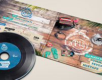 La Playa Warszawa - CD Cover