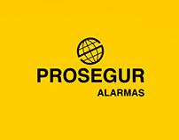 Prosegur Alarmas - Social Media