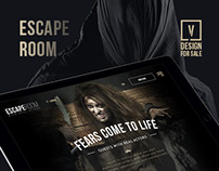 Fears come to life / Escape room