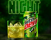 Mountain Dew Craft Ads