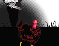 Texas Chainsaw Thanksgiving Massacre