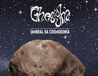 Ghesgha - Band logo and cover