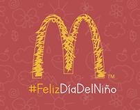 Día del Niño McDonalds
