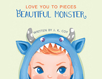 Beautiful Monster - children's book
