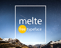 Melte Free Font Download