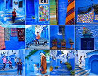 Chaouan/ The blue Perl of Morocco / October 2018