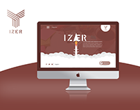 IZER Event website